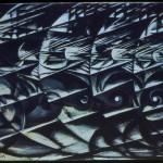 Giacomo Balla - Velocitá Astratta 1913