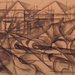 Giacomo Balla - Velocidade do automóvel