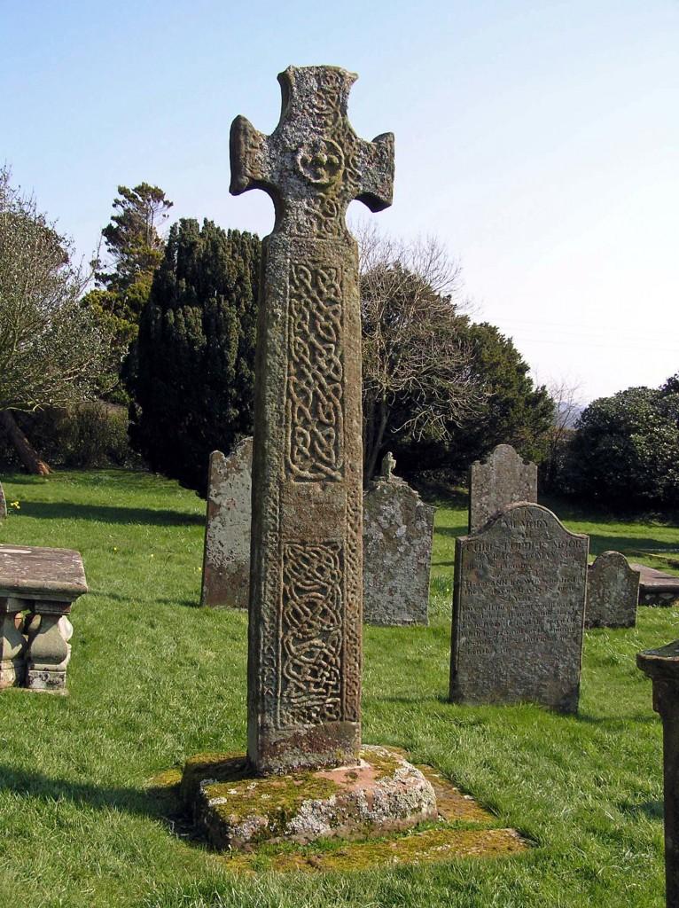 Cruz de Irton, século IX